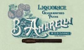 Liquorice Amarelli