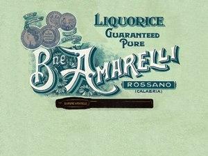 Amarelli Licorice