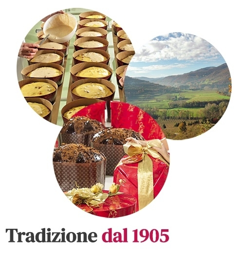 Panettoni Albertengo - Forno Gentile