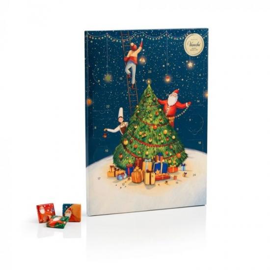 Venchi Chocolate Christmas Present