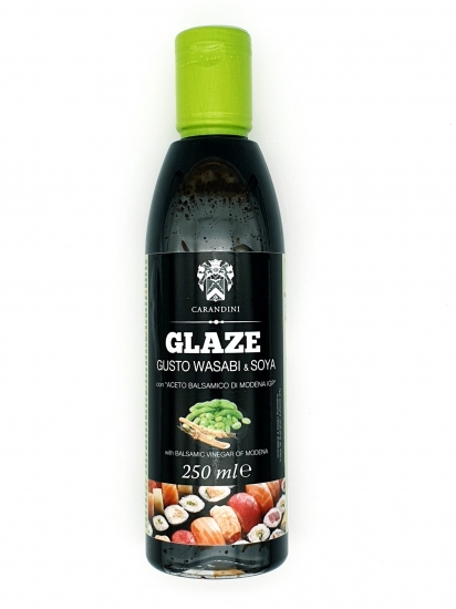 Glaze with Balsamic Vinegar of Modena PGI