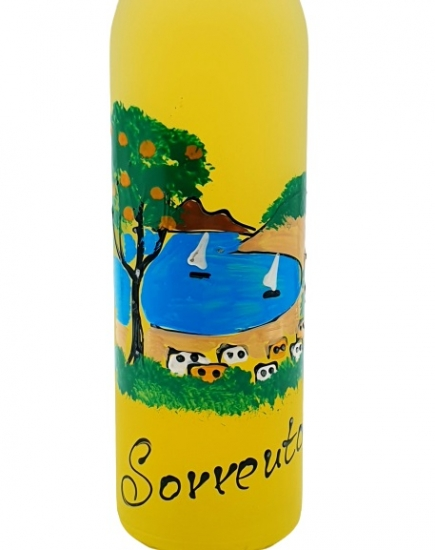 Limoncello di Sorrento IGP Size from 4 cl to 20 cl