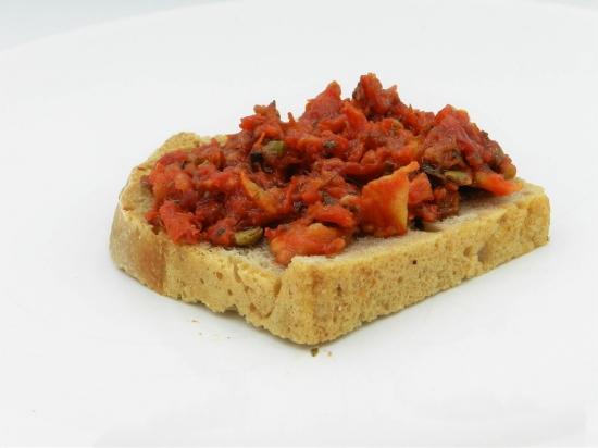 Seasoning for Pasta-Meat-Fish-Bruschetta