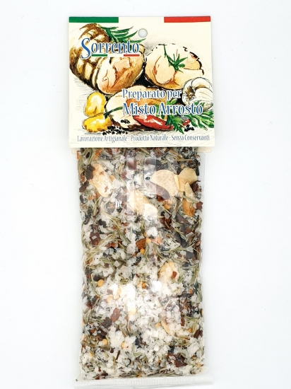 Preparati per Pasta-Bruschetta-Carni-Pesce