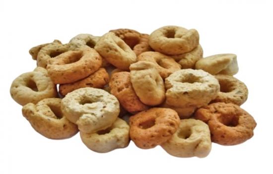 Taralli Napoletani & Biscotti Salati