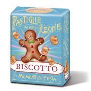 Pastiglie Leone al Biscotto 30 gr