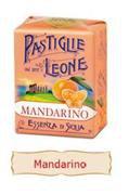 Pastiglie Leone al Mandarino Dissetanti 30 gr