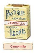 Pastiglie Leone's Candy Originals Camomile 30 gr