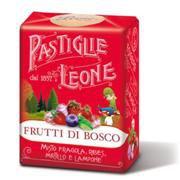 Pastiglie Leone ai Frutti di Bosco 30 gr
