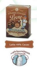 Pastiglie di Cioccolato al Latte Cacao 34% 30 gr Leone