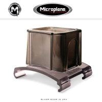 Adattatore Salvadita Universale Microplane