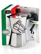 Aroma Vip Espresso Coffee Maker 3 Cups Gat