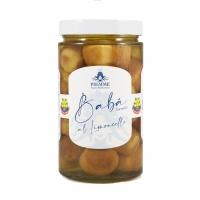 Babà Sorrento al Limoncello 600 gr Piemme