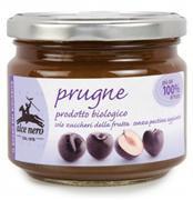 Organic Plum Jam 100% Fruit 270 gr Alce Nero