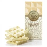 Cioccolato Bianco Extra fine Tavoletta 100 gr Venchi
