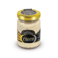 Crema con Parmigiano Reggiano e Tartufo Bianchetto 130 gr Giuliano Tartufi