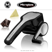 Rotary Grater Microplane