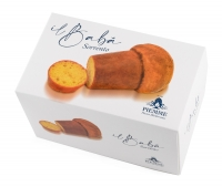 Il Babà Sorrento all'Agrumello Maxi 700 gr Piemme