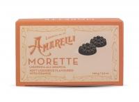 """""""Morette"""" Liquirizia morbida all'Arancia scatola 100 gr Amarelli"""