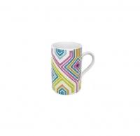 Mug in Porcellana Spring Mosaic Konitz
