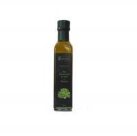 Olio Extravergine di Oliva aromatizzato al Basilico 100 ml Frantoio Gargiulo