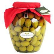 Olive Verdi Dop La Bella di Cerignola Vaso 3100 ml GGG