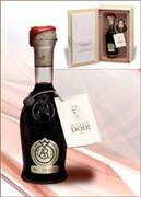 Aceto Balsamico Tradizionale di Reggio Emilia  D.O.P. Bollino Oro 100 ml Antica Acetaia Dodi