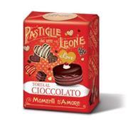 Pastiglie Leone Love al gusto di Torta di Cioccolato 30 gr