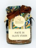 Patè di Olive Verdi 90 gr Daidone Exquisiteness