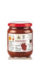 Pomodorini del Piennolo del Vesuvio Dop in salsa 580 gr Sorrentino