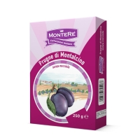 Dried Montalcino Plums without stone 250 gr Monterè