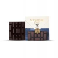"""Sfumature"" Dark chocolate bar 90% MILD 75 gr Leone 's Chocolate Factory"
