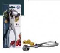 Snocciolatore olive-ciliegie in alluminio Eppicotispai
